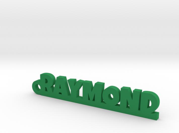 RAYMOND Keychain Lucky 3d printed