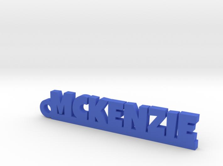 MCKENZIE Keychain Lucky 3d printed