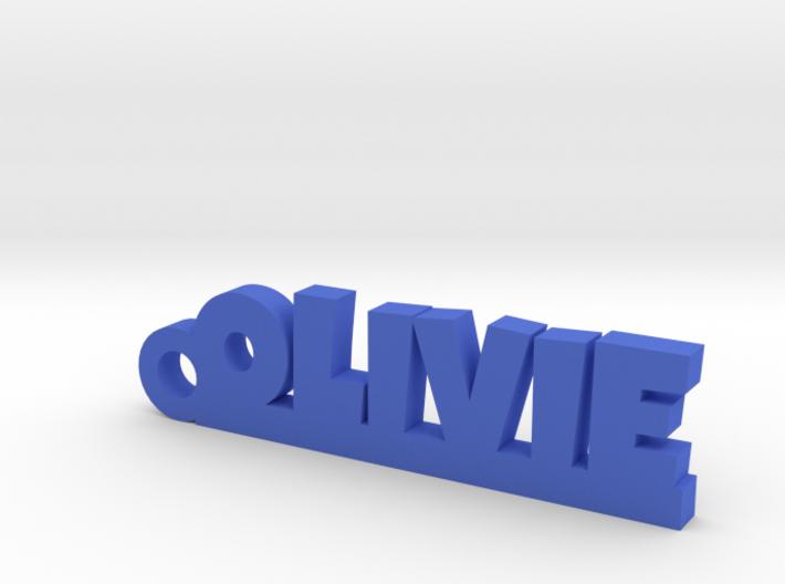 OLIVIE Keychain Lucky 3d printed