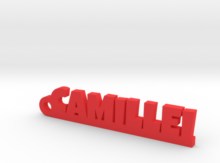 CAMILLEI Keychain Lucky 3d printed