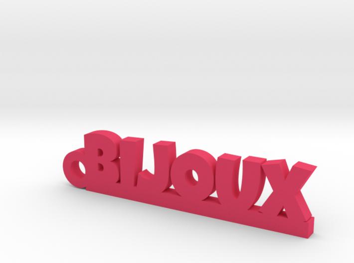BIJOUX Keychain Lucky 3d printed