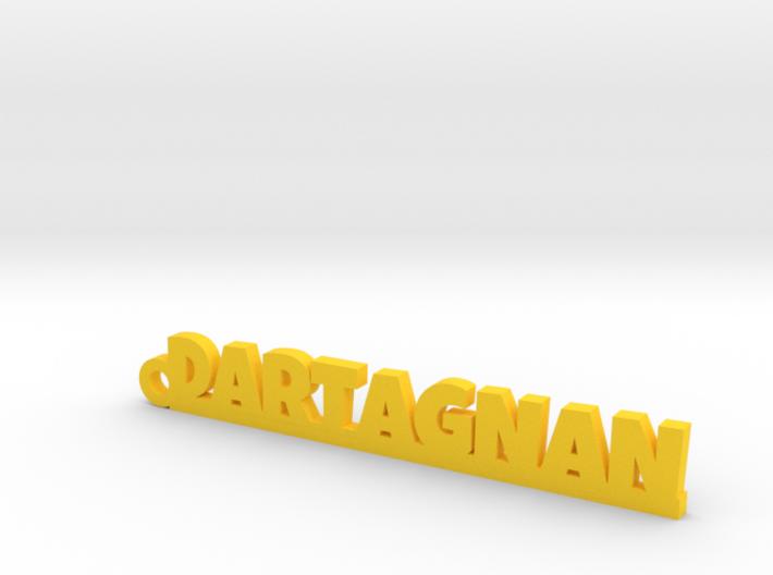 DARTAGNAN Keychain Lucky 3d printed