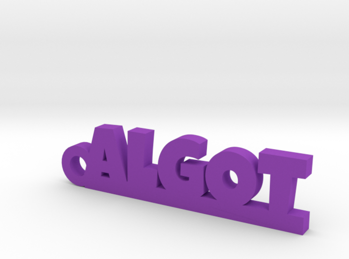 ALGOT Keychain Lucky 3d printed