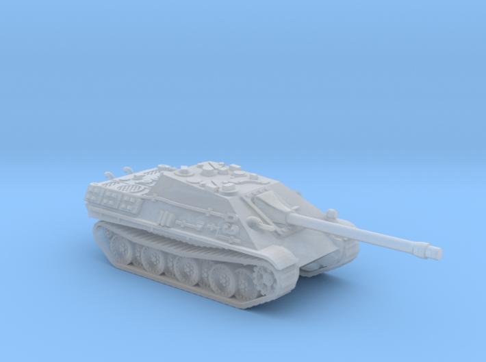 Jagdpanther tank (Germany) 1/200 3d printed