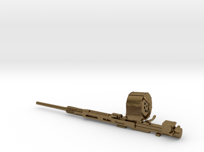1/30 20mm Oerlikon cannon 3d printed