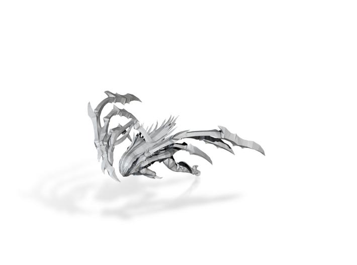 1/24 Zerg Queen of Blade Kerrigan Defense Position 3d printed