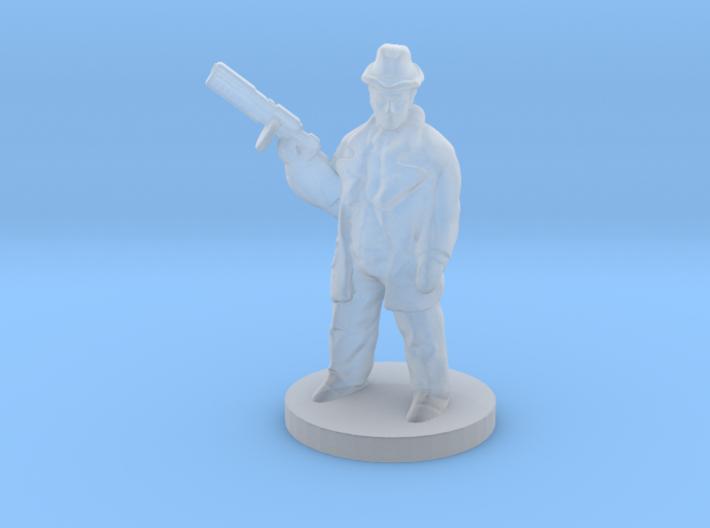 gangster 4 3d printed