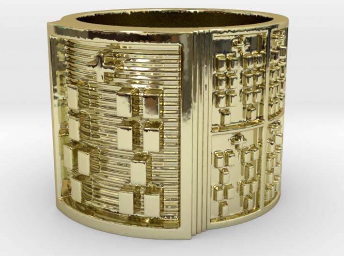 OTRUPONBIRETE Ring Size 11-13 3d printed