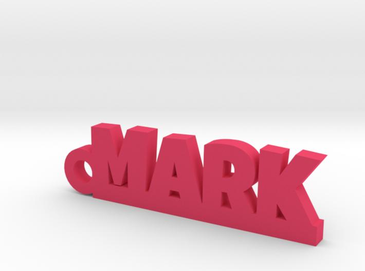 MARK Keychain Lucky 3d printed