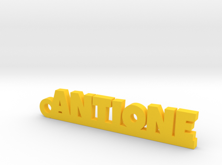 ANTIONE Keychain Lucky 3d printed