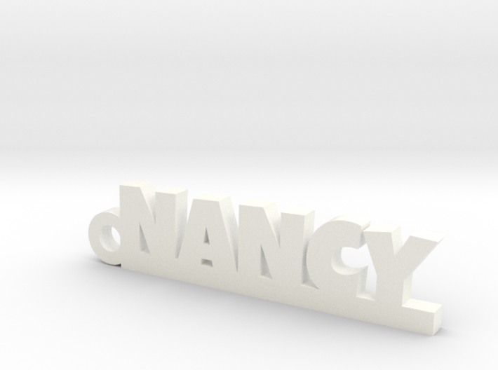 NANCY Keychain Lucky 3d printed