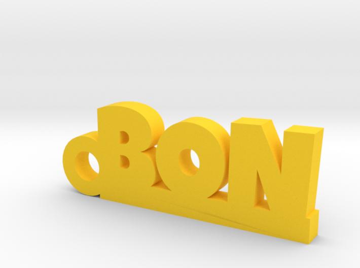 BON Keychain Lucky 3d printed