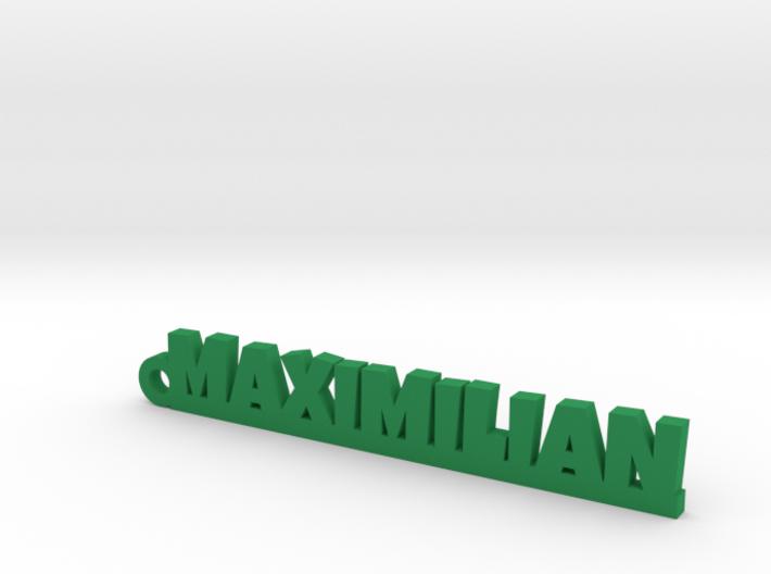 MAXIMILIAN Keychain Lucky 3d printed