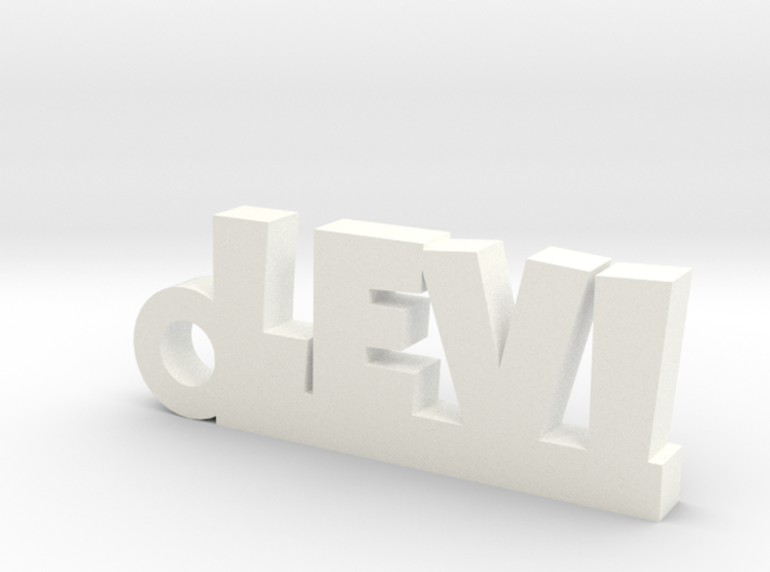 LEVI Keychain Lucky 3d printed