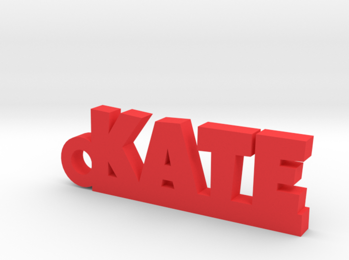 KATE Keychain Lucky 3d printed