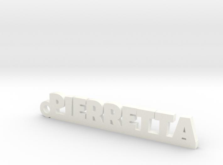 PIERRETTA Keychain Lucky 3d printed