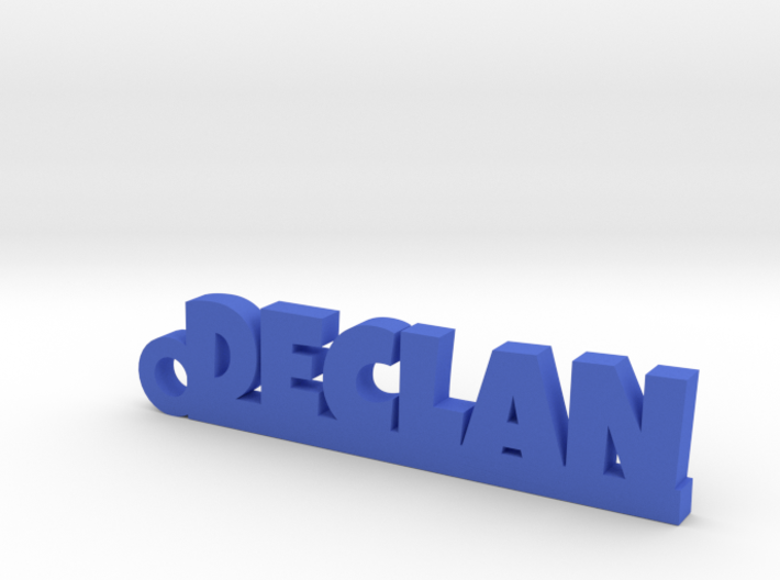DECLAN Keychain Lucky 3d printed