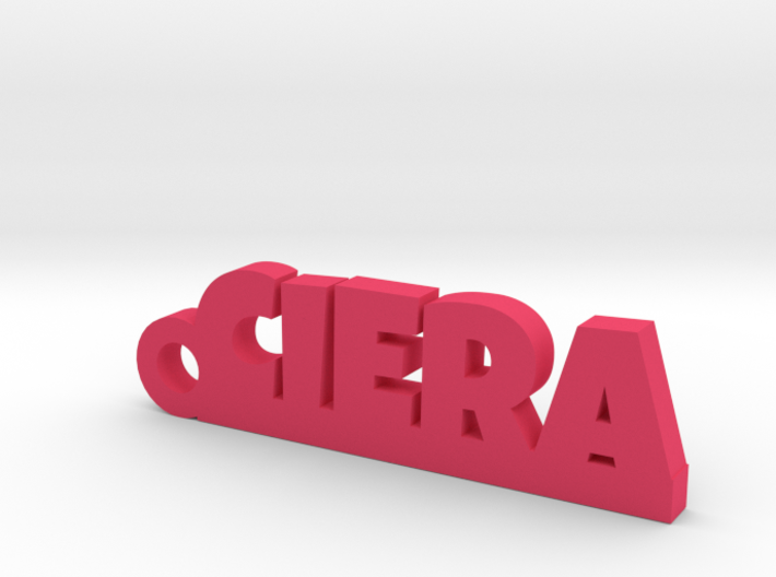 CIERA Keychain Lucky 3d printed