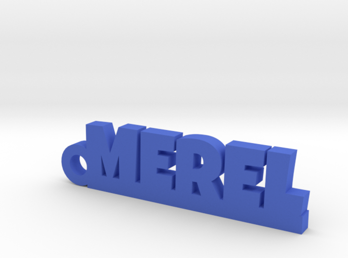 MEREL Keychain Lucky 3d printed