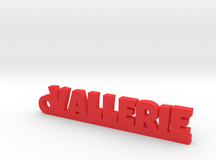 VALLERIE Keychain Lucky 3d printed
