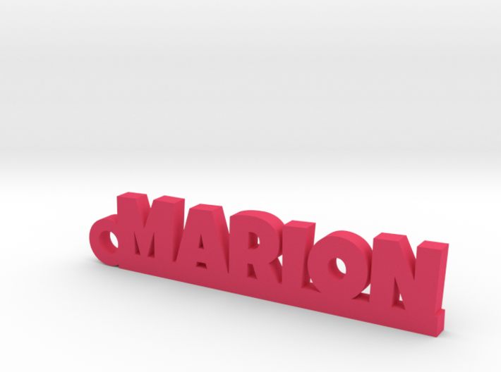 MARION Keychain Lucky 3d printed