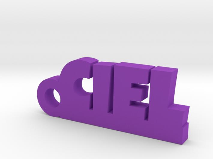 CIEL Keychain Lucky 3d printed