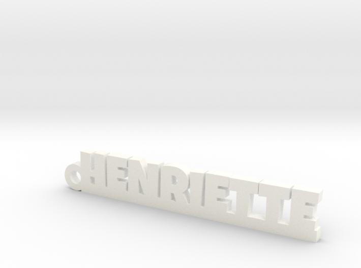 HENRIETTE Keychain Lucky 3d printed