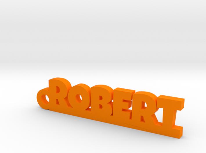 ROBERT Keychain Lucky 3d printed