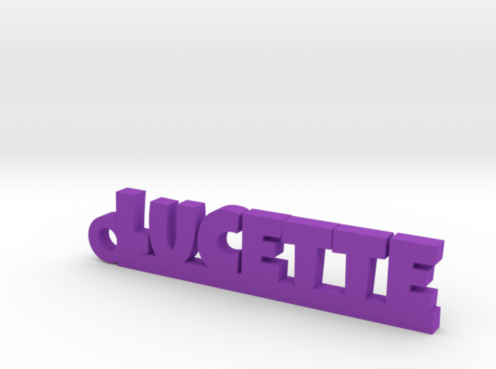 LUCETTE Keychain Lucky 3d printed