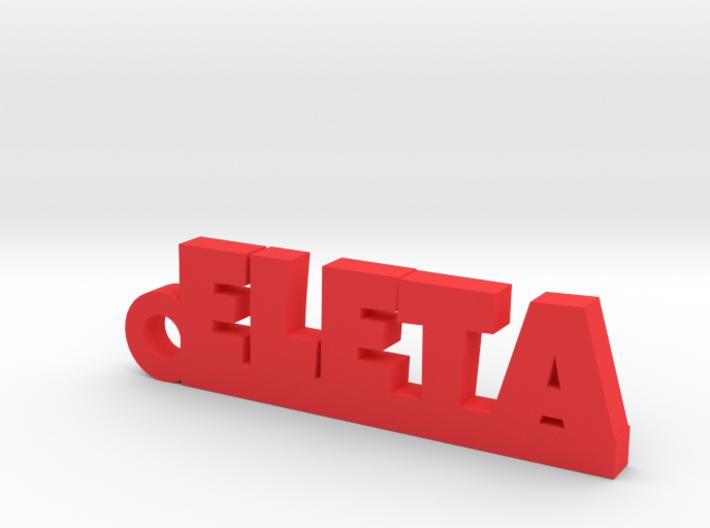 ELETA Keychain Lucky 3d printed