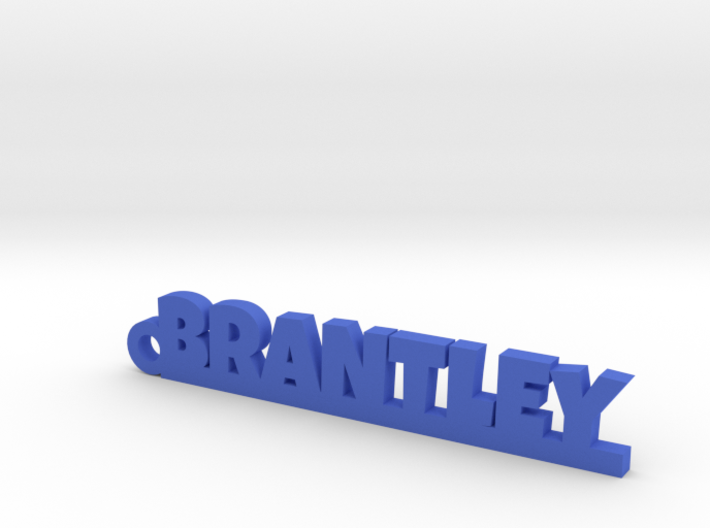 BRANTLEY Keychain Lucky 3d printed