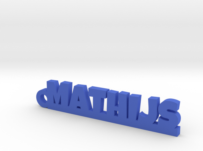 MATHIJS Keychain Lucky 3d printed