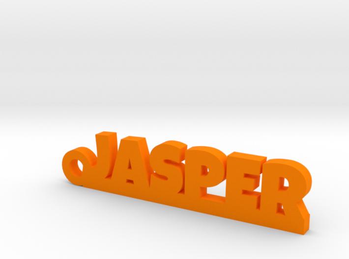 JASPER Keychain Lucky 3d printed