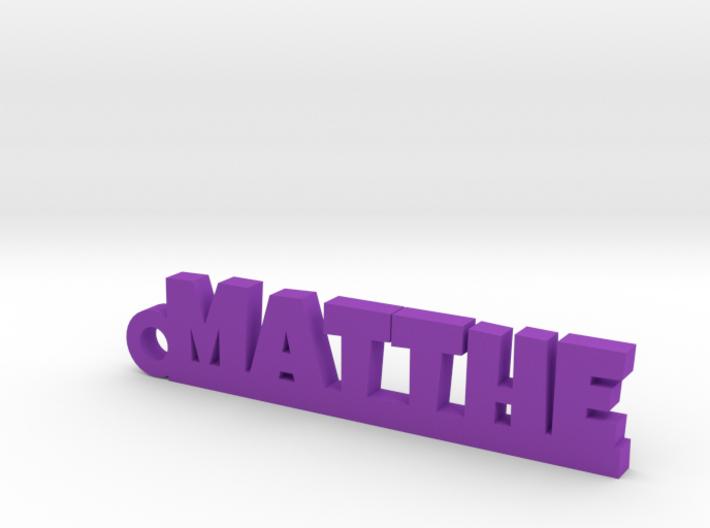 MATTHE Keychain Lucky 3d printed