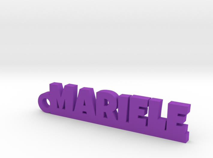 MARIELE Keychain Lucky 3d printed