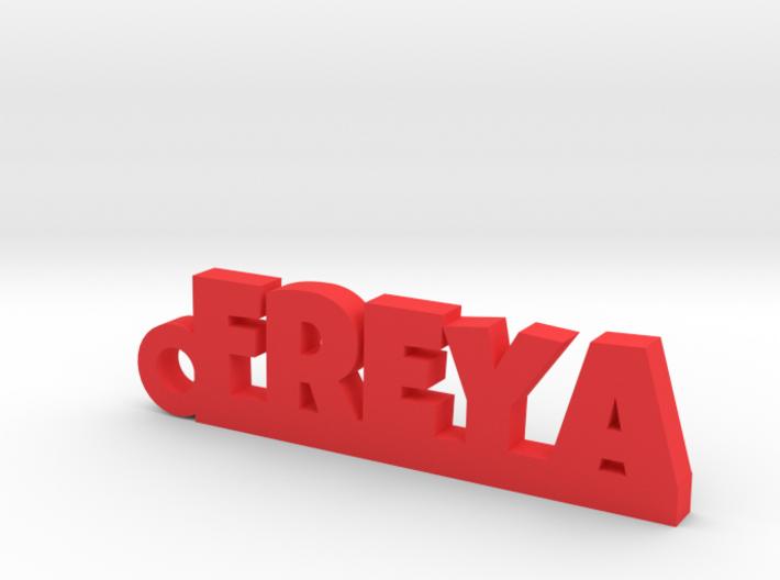 FREYA Keychain Lucky 3d printed