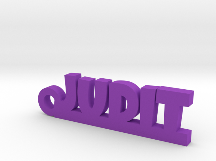 JUDIT Keychain Lucky 3d printed
