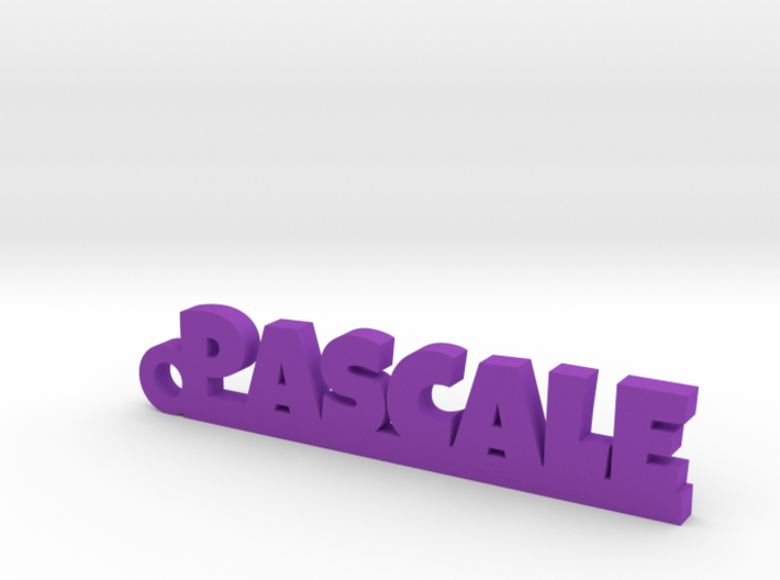 PASCALE Keychain Lucky 3d printed