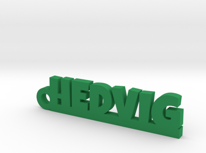 HEDVIG Keychain Lucky 3d printed