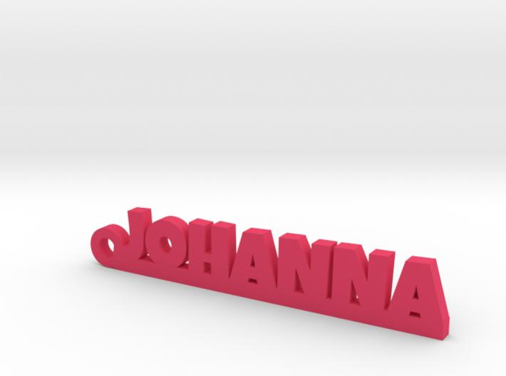 JOHANNA Keychain Lucky 3d printed