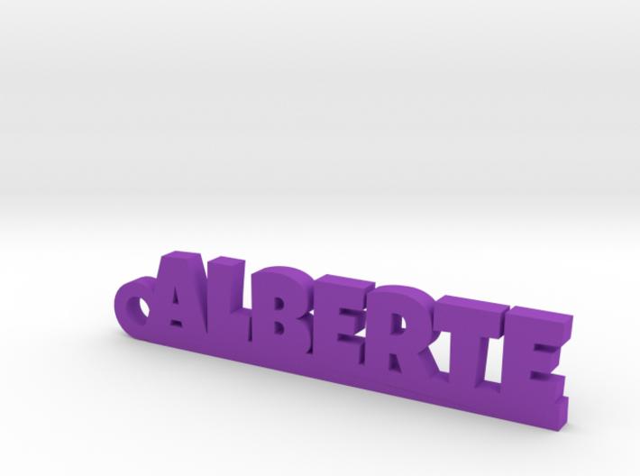 ALBERTE Keychain Lucky 3d printed