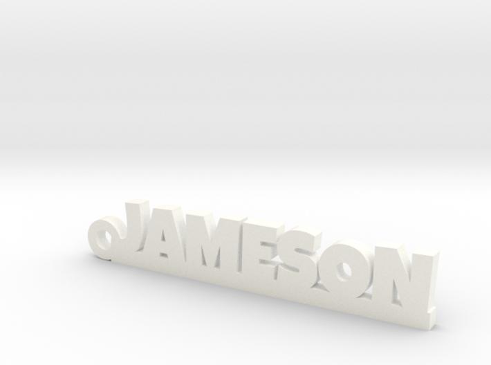 JAMESON Keychain Lucky 3d printed