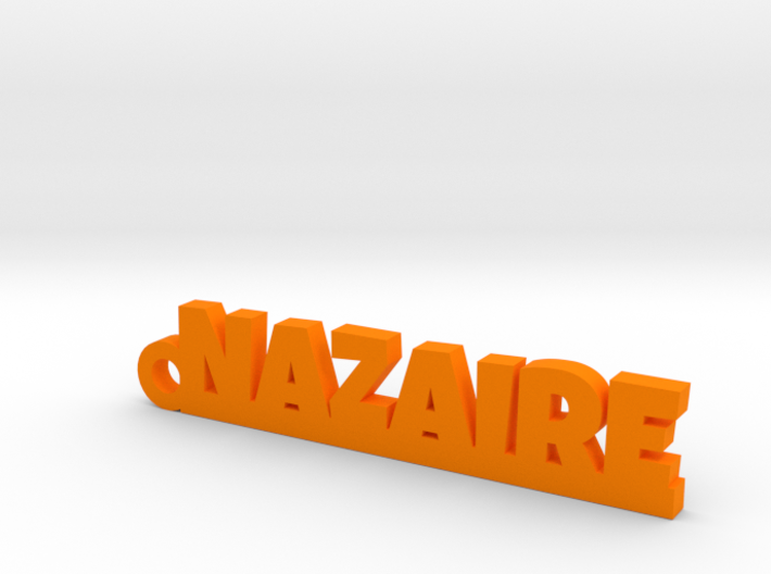 NAZAIRE Keychain Lucky 3d printed
