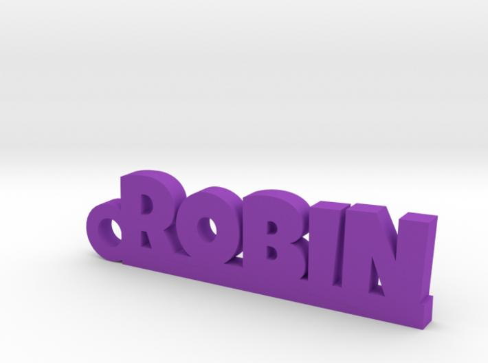 ROBIN Keychain Lucky 3d printed