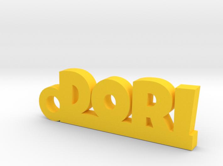 DORI Keychain Lucky 3d printed
