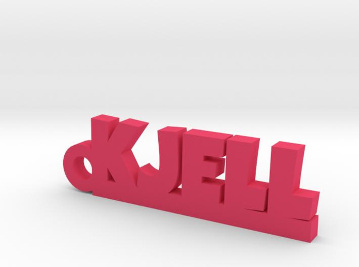 KJELL Keychain Lucky 3d printed