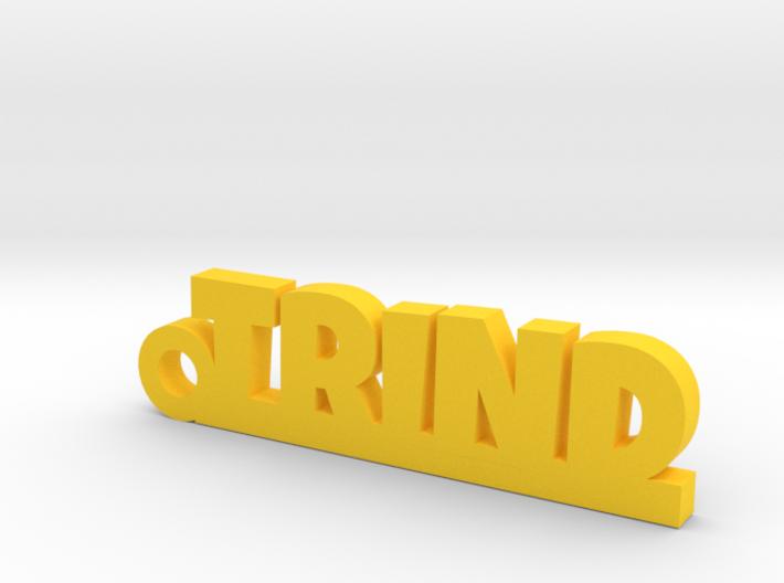 TRIND Keychain Lucky 3d printed