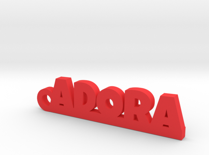 ADORA Keychain Lucky 3d printed