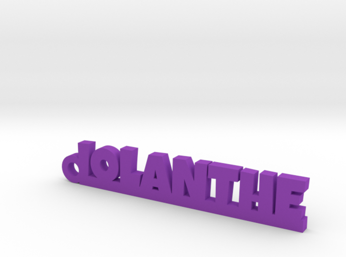 IOLANTHE Keychain Lucky 3d printed