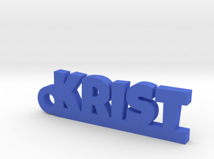 KRIST Keychain Lucky 3d printed
